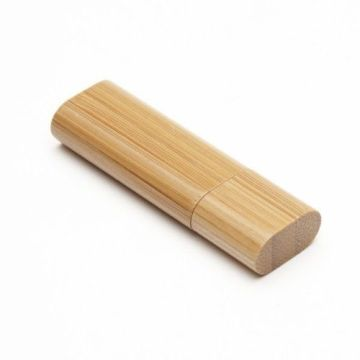 small bamboo usb flash drive