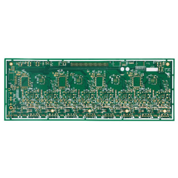 Impedance control industry control printed circuit boards