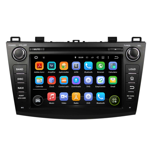 Android 7.1 Car Audio Electronics for MAZDA 3