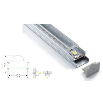 Aluminum High Output Linear Light