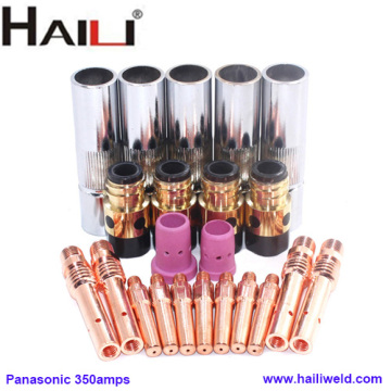 Panasonic mig welding torch accessories