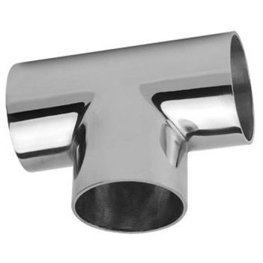 A234 WPB Steel Tee pipe fittings  DIN