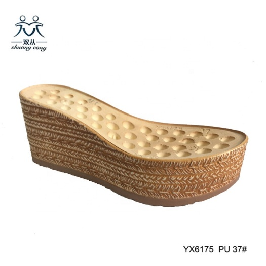 High Heel PU Shoes Sole