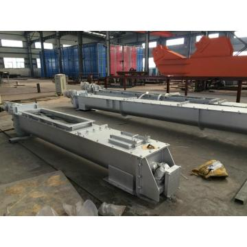 Zinc Fume Dust Screw Conveyor