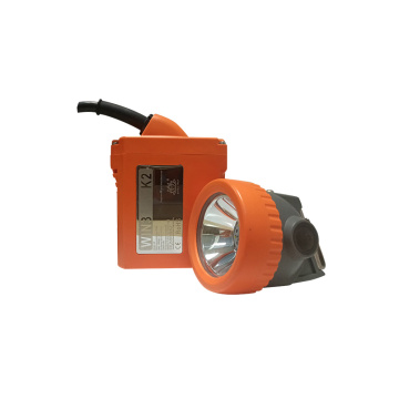 Win3 rechargeable mining cap lamp