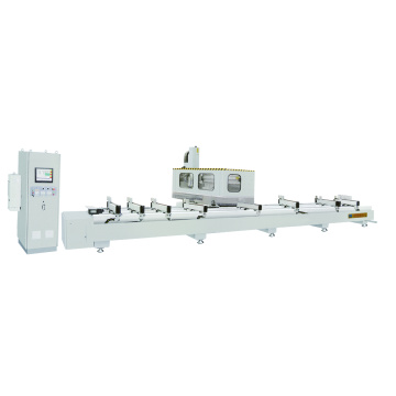 Double Worktable 3-axis Processing Center