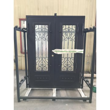 High Quality Best Price Security Exterior Steel Iron Door