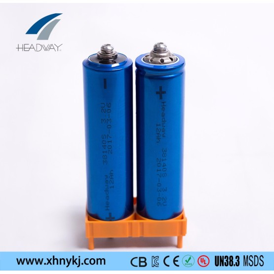 Rechargeable Li-ion Battery 40152S-15Ah 3.2V for Data Center