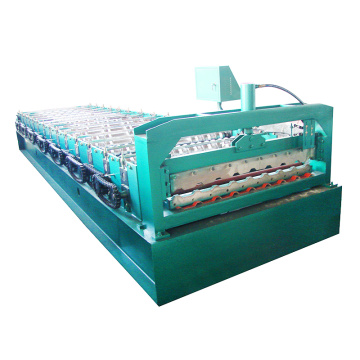 Top quality customized profile metal roof panel curving machine