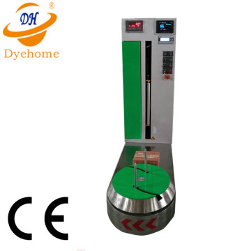 Automatic Airport Luggage Wrapping Machine For Sales