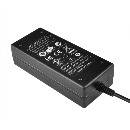 1.2M DC Cord 16V3.13A Desktop Power Supply Adapter