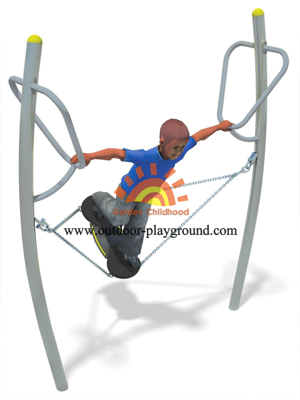 Outdoor Dynamic Playground Equipment For Sale