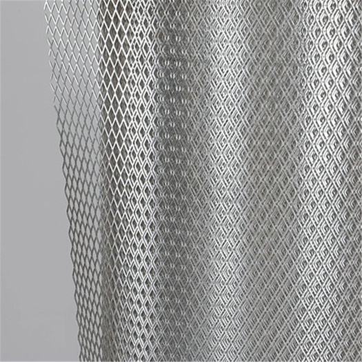 Galvanized Expanded Diamond Metal Lath Mesh