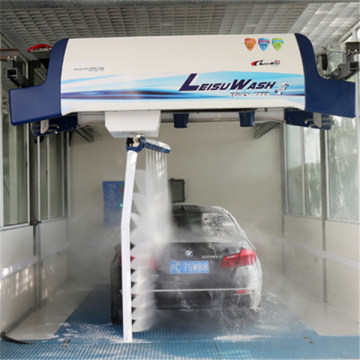 Leisuwash 360 smart touchless car wash machine