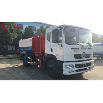 TOP SALE Dongfeng D9 12cbm waste tipper truck