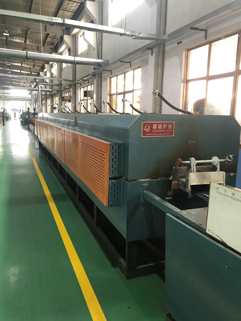 Powder metallurgy sintering furnace