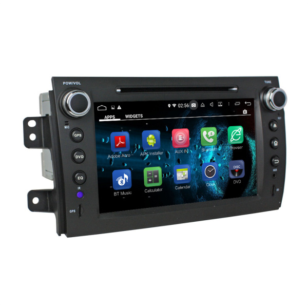 car dvd with navigation system for SX4