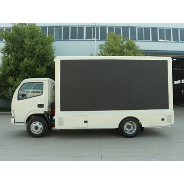 Guaranteed 100% SINOTRUCK 6.8㎡ LED Video Truck