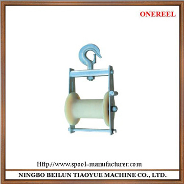 cable sheaves and pulleys