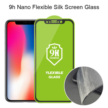 Full Screen Flexible Glass Screen Protector