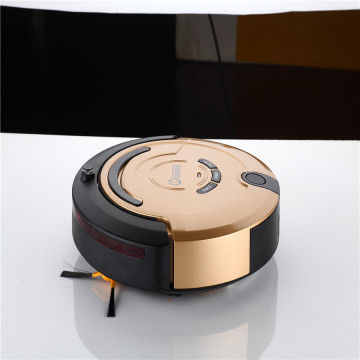 Suppy Route Planning Robot Vacuum Cleaner