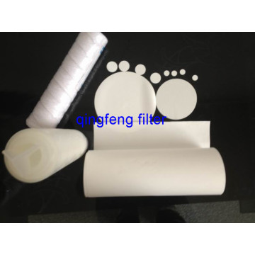 0.22um PTFE Filter Membrane for Respiratory  Filtration