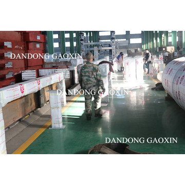 White Top Duplex Paper Machine