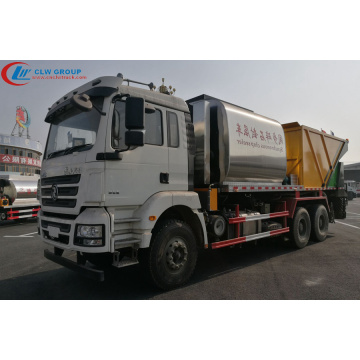 2019 New SHACMAN 20CBM Synchronous Chip Sealing Truck