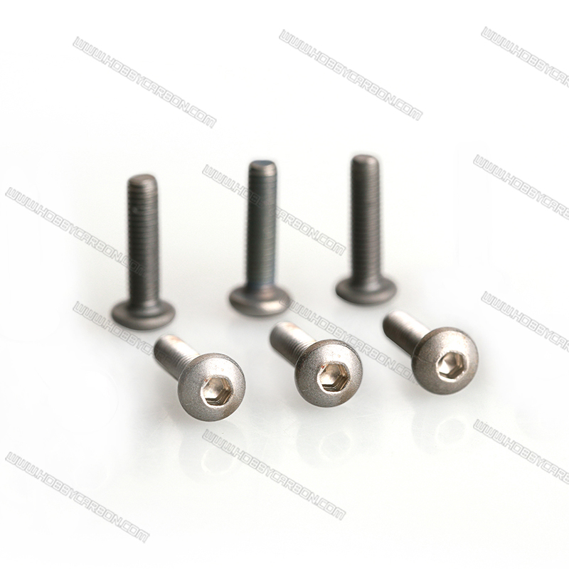 M3X10 titanium screw