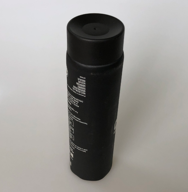 LTP6001 PE Round tube with screw cap