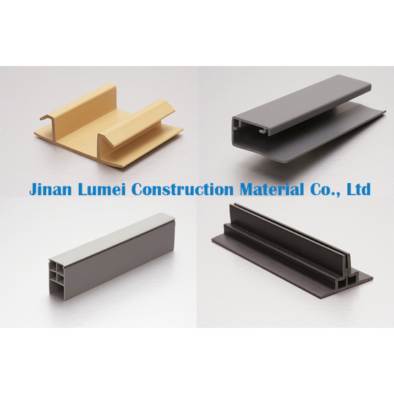Concrete UPVC Profile for Construction