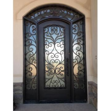 Decorative Iron Entry Doors