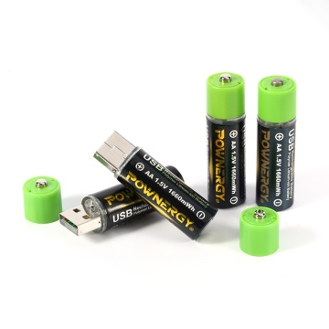 Rechargeable AA Battery 1.5v