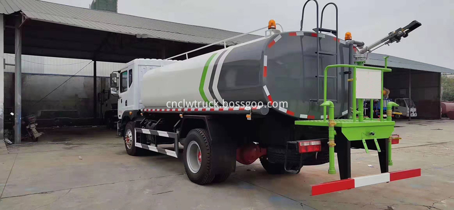 dongfeng street cleaning vehicle supplier