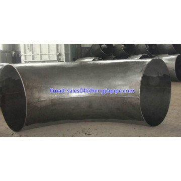 welded elbow ASME standard Bevel end