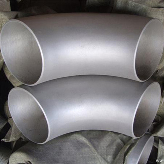Sanitary Ferrule 1.5D Bend Stainless Steel 45 Degree