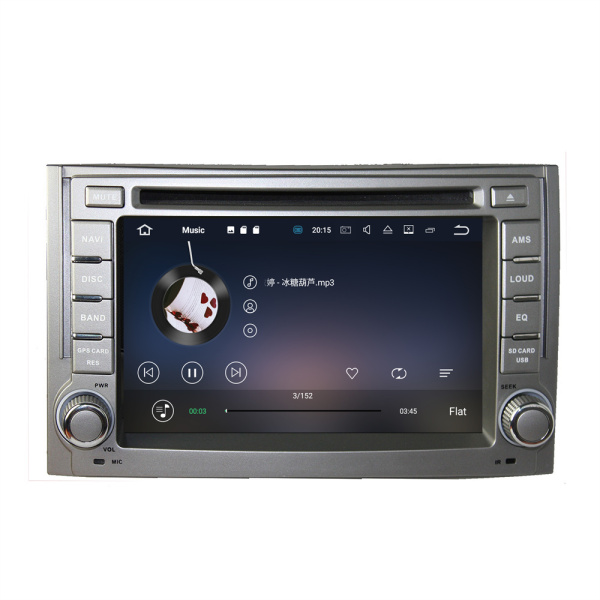 android 8.1 car dvd player for Hyundai H1