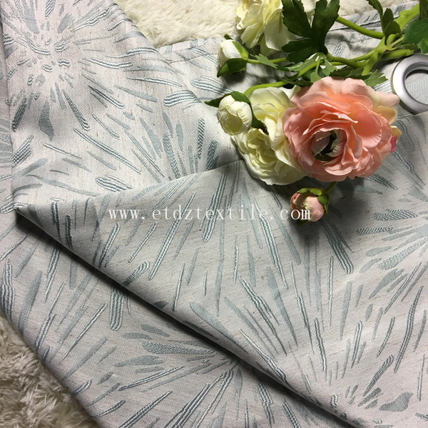 EUROPEAN POPULAR PATTERN CURTAIN FABRIC