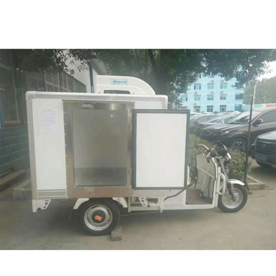 Frozen tricycle refrigeration cooling unit