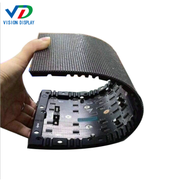 Bendable Led Video Wall Flexible Led Display