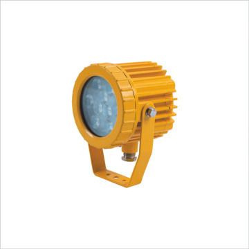 Explosion proof LED tank inspection vessel light