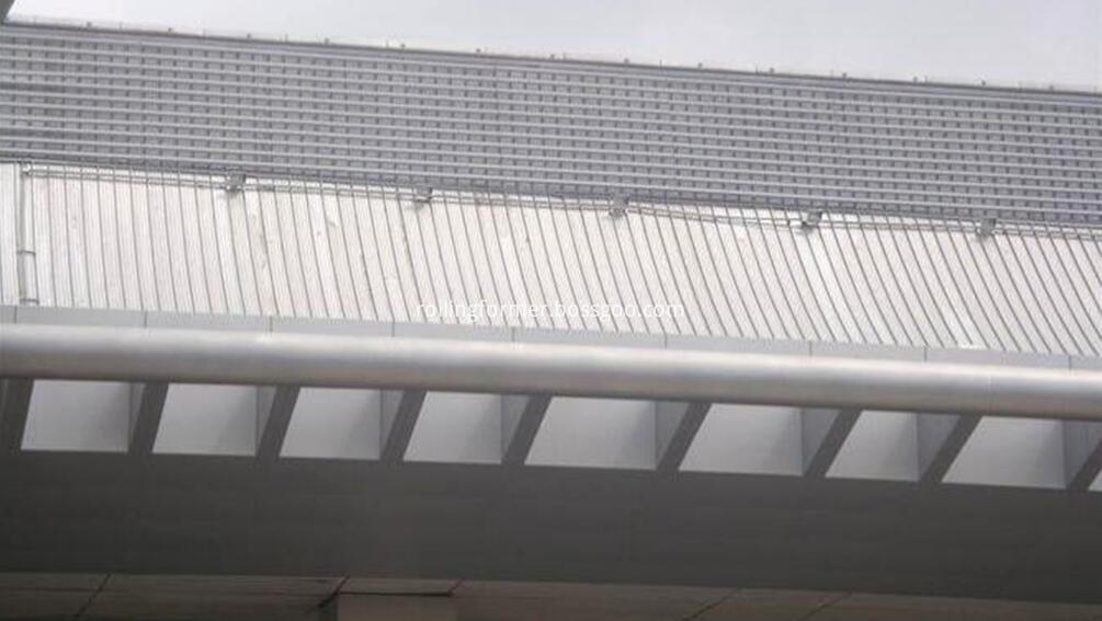 standing seam panel rollformers
