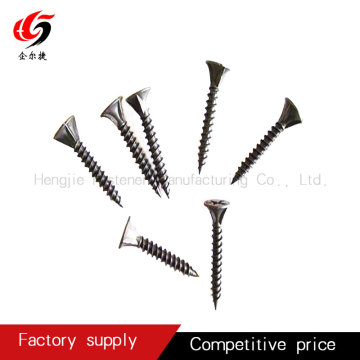 Top Quality C1022A Black Fine Thread Drywall Screw