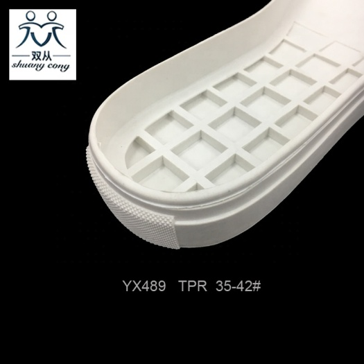 TPR Outsole Canvas Sneakers Soles