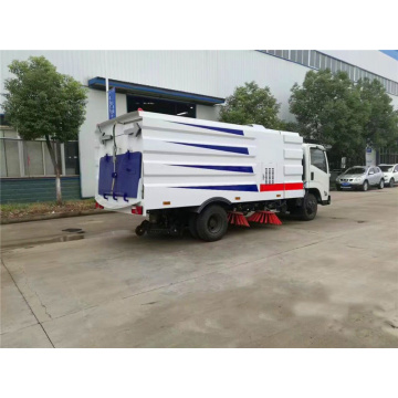 New JMC 8cbm truck mounted street sweeper