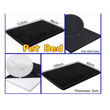 Removable Remembrance Cotton Dog Mat Pet Pad