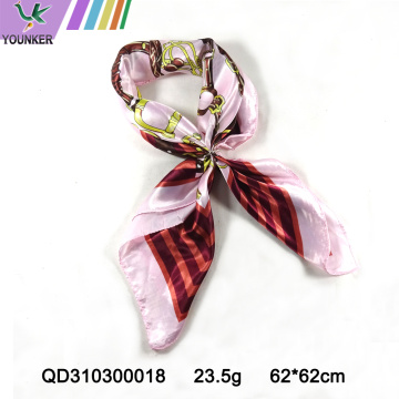 NEW DESIGN PRINT SATIN SCARF