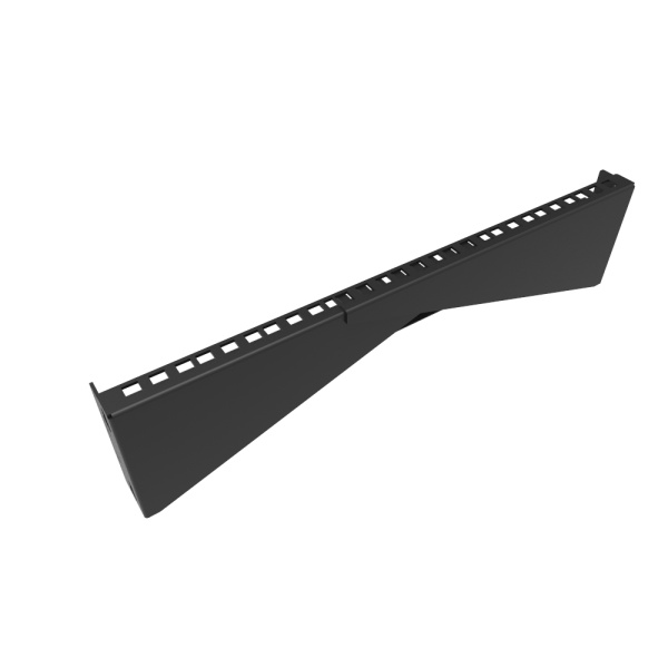 6U 19IN VERTICAL WALL MOUNT RACK BRACKET