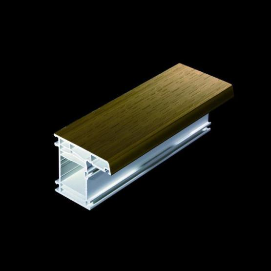 High UV Protection UPVC Profiles