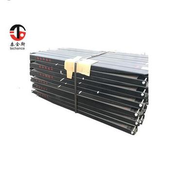 Forklift fork extensions of 2000mm length